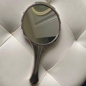 Towle Bath - Art Deco 'Towle Silversmiths' Hand Mirror